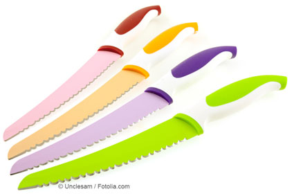 ceramic knives © Unclesam / Fotolia.com
