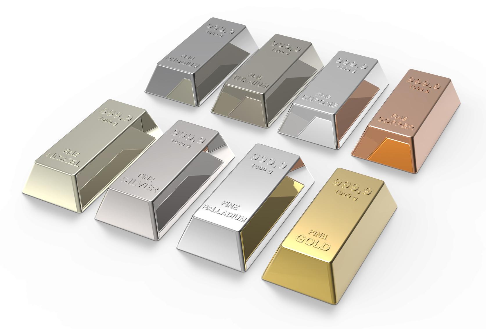 Gold bars © Piotr Pawinski / fotolia.com