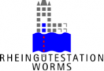 Rheinguetestation Worms Logo