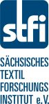 Sächsisches Textilforschungsinstitut e.V. Logo