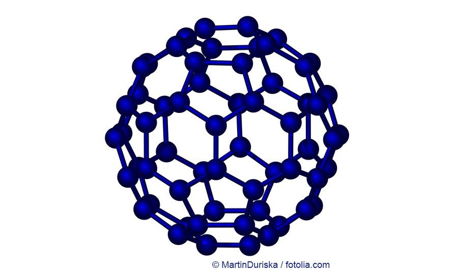 Buckminsterfullerene © Martin Duriska / fotolia.com