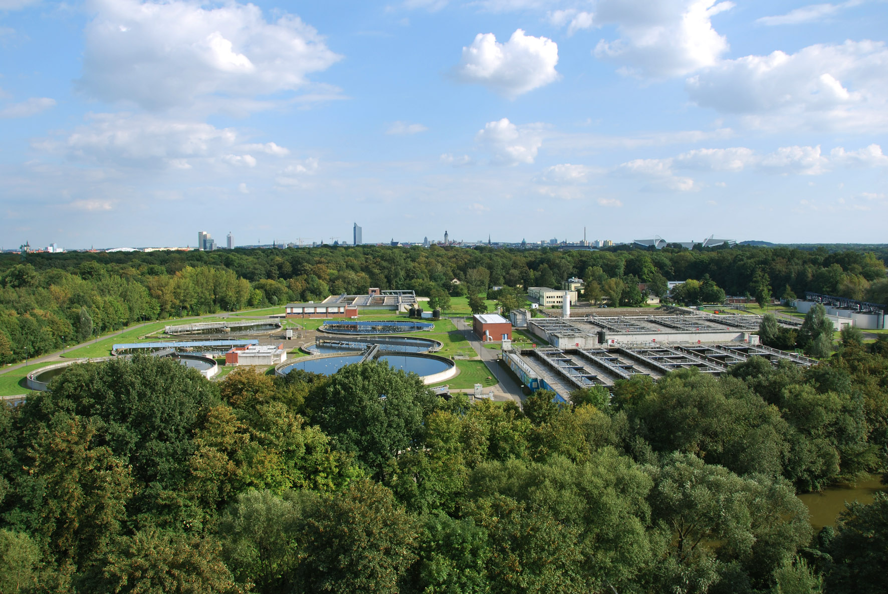 Waste water treatment plant (c) HZDR