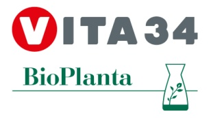 Vita 34 AG, Business area BioPlanta Logo