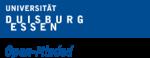 Universität Duisburg-Essen (UDE) Logo