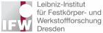 Leibniz IFW Dresden Logo Deutsch